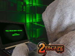 product BackHack online escape room