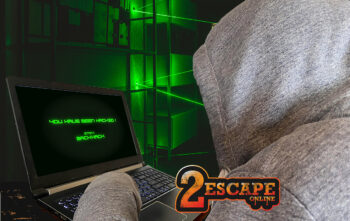 product BackHack online escape room