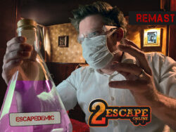 Product Escapedemic 2EO Remaster online escape room