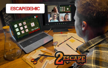 Product Bedrijfsuitje Escapedemic Remaster online escape room